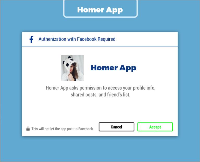 facebook auth